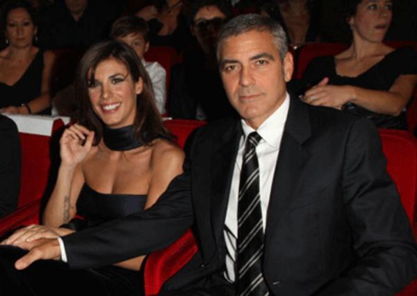 Ο Τζορτζ είναι πάντα προστατευτικός με  την Ελιζαμπέτα