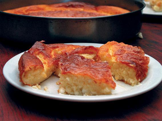 Ζαγορίσια πίτα