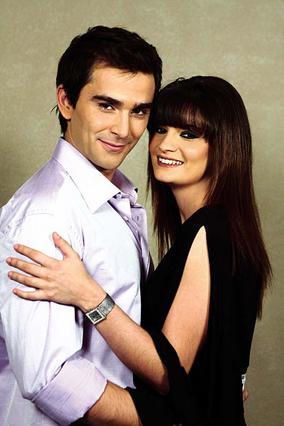 Μαρκέλλα  -  Οδυσσέας : Ζουν ένα μεγάλο έρωτα...