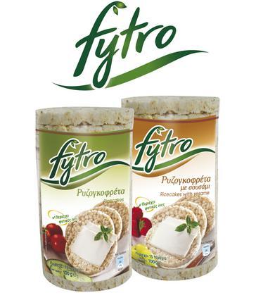 Ρυζογκοφρέτες Fytro: το απόλυτο καλοκαιρινό σνακ!