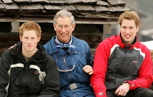 William και Harry: H συνήθεια που κληρονόμησαν από τον Κάρολο και τους έφερνε σε δύσκολη θέση στο σχολείο