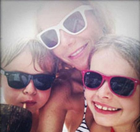 Η Γκουίνεθ απαγορεύει στα παιδιά της τα... αγγλικά