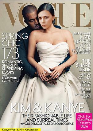 Σάλος με το γράμμα της Μπέκαμ στη Vogue