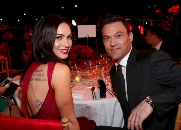 Μέγκαν Φοξ & Μπράιαν Όστιν Γκριν: Η κοιλίτσα, τα τατουάζ και η επανασύνδεση