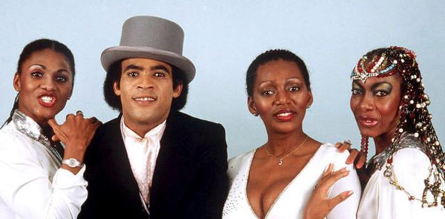 Άφησε εποχή τη δεκαετία του '80 το συγκρότημα των Boney M