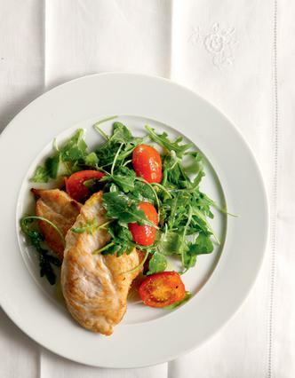 Παγιάρ κοτόπουλου με λαχανικά
