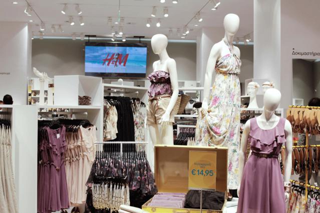Το 21ο κατάστημα H&M στο  The Mall  Athens  ανοίγει τις πόρτες του αυτό  το Σάββατο!
