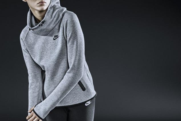 Nike: μάθε για τη νέα συλλογή Tech Fleece & ενθουσιάσου