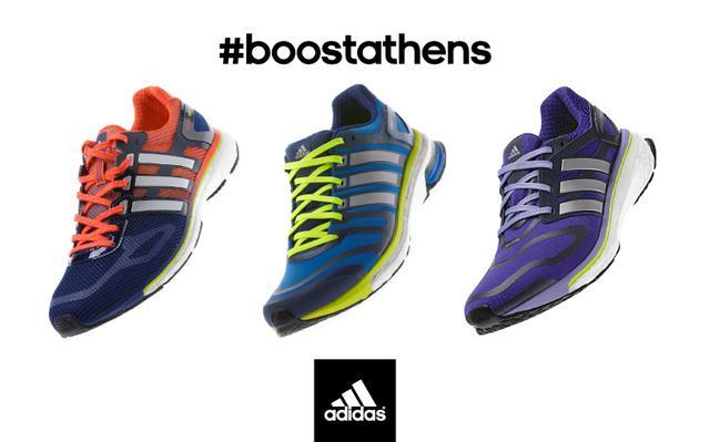 Η adidas «τρέχει» και φέτος στον 31ο Κλασικό Μαραθώνιο της Αθήνας!