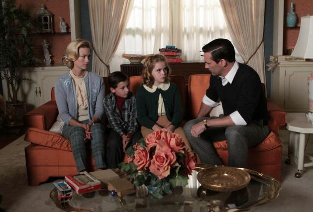 Mad Men: Η κόρη του  Ντον Ντρέιπερ  μεγάλωσε