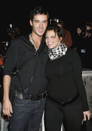 Ο Τζακ Τουίντ με την Τζέιντ  Γκούντι σε ευτυχισμένες εποχές.