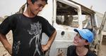Η Αντζελίνα επισκέφτηκε τους πρόσφυγες της Βαγδάτης