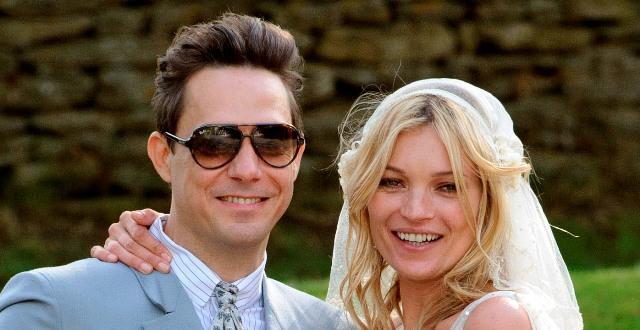 Η Κέιτ με τον σύζυγό της, Τζέιμι Χινς