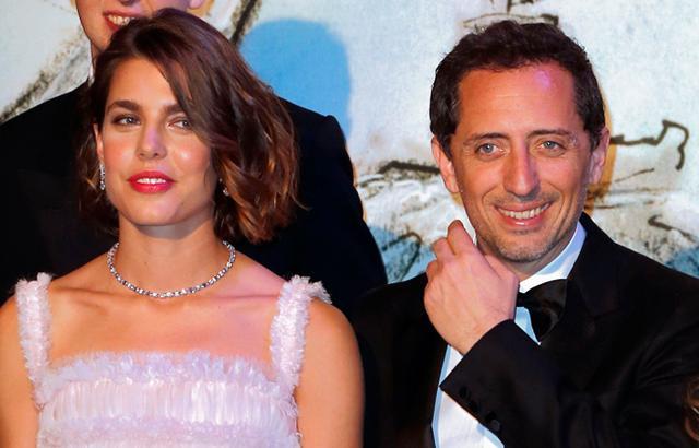 Η Σαρλότ με τον κατά 15 χρόνια μεγαλύτερό της Γκαντ Ελμαλέχ έκαναν πρόσφατα την πρώτη κοινή επίσημη εμφάνισή τους.