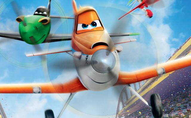 Κέρδισε 3 παιδικά σετ Disney  Αεροπλάνα
