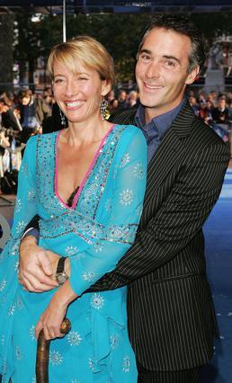 Η Τόμσον δηλώνει ότι η άντρας της Γκρεγκ Γουάιζ είναι εκείνος  που την έσωσε...