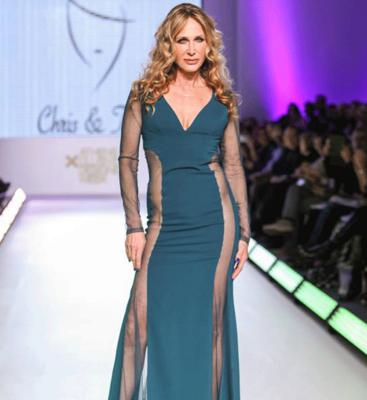 <p>Ο λόγος για την <strong>Κατερίνα Γιατζόγλου ή Κατερίνα Μπέη </strong>που έκανε μια δυναμική επανεμφάνιση στην πασαρέλα της Ελληνικής Εβδομάδας Μόδας AXDW.</p>