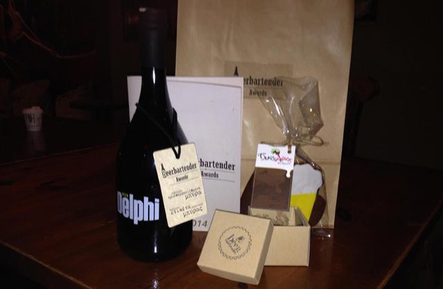 Δύο πρωτιές για τη Delphi beer στα Beerbartender Awards