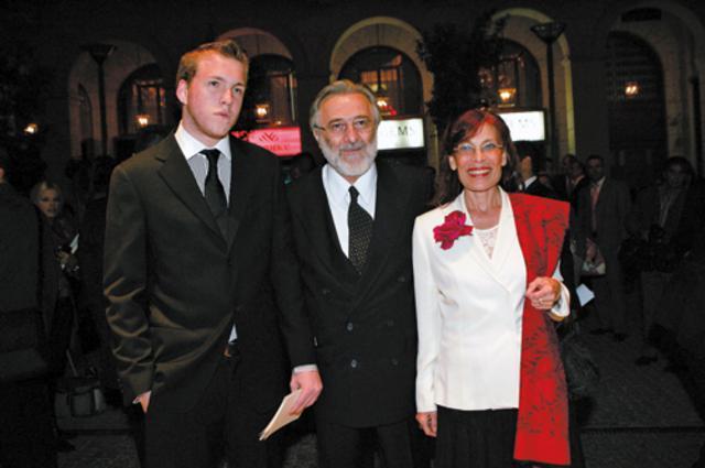 Γιάννης & Ελένη Σμαραγδή... 36 χρόνια μαζί