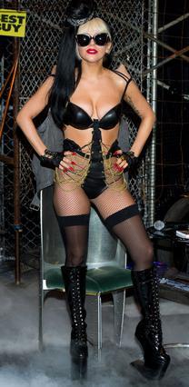 Πάντα προκλητική η Lady Gaga, τόσο στην εμφάνιση όσο και στα λεγόμενά της.