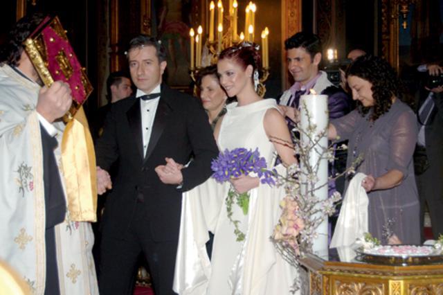 Παντρεύτηκε η Νόρα