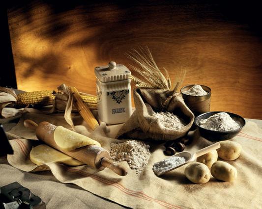 Από το αλεύρι στο ψωμί