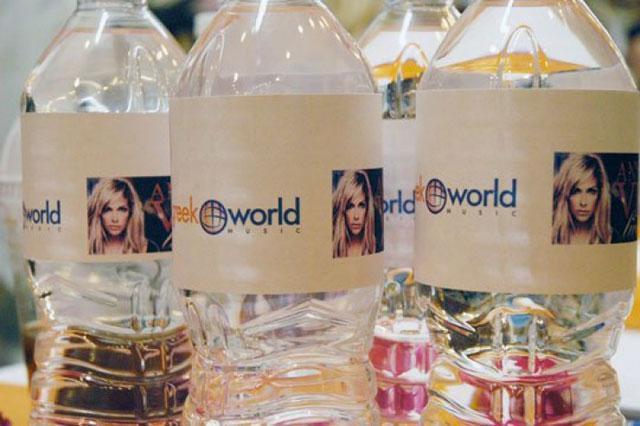Εσύ δεν πίνεις νερό... πίνεις Βίσση!