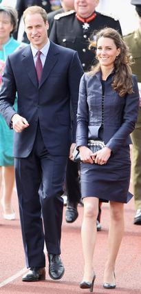 Τρεις μέρες έμειναν μέχρι τη μεγάλη μέρα που θα γίνουν και επίσημα σύζυγοι η Κέιτ και ο Γουίλιαμ.
