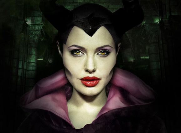 Η Αντζελινα Τζολί ως μάγισσα  Μαγκούφισσα  στη νέα ταινία του Ντίσνεϊ