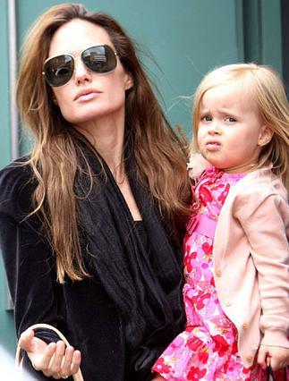 Σούπερ αμοιβή για το κινηματογραφικό ντεμπούτο της κόρης της, Βιβιέν, εξασφάλισε η Αντζελίνα Τζολί.