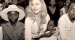 Η Μαντόνα φωτογραφίζεται με την Μέρσι