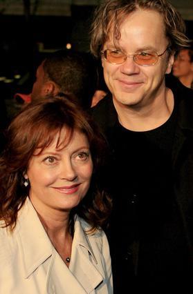 Πριν από έναν χρόνο η Σούζαν  Σαράντον και ο επί 23 χρόνια σύντροφός της, Τιμ Ρόμπινς χώρισαν.