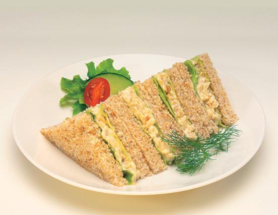 Σάντουιτς με θαλασσινά