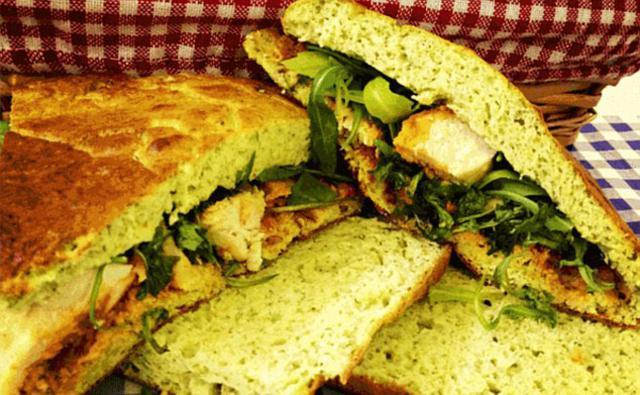 Ψωμί από μπρόκολο: Η διαιτητική εκδοχή
