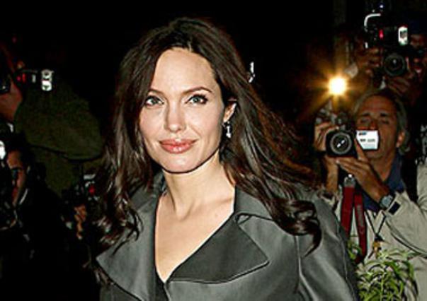 Η Αντζελίνα Τζολί στο εορταστικό δείπνο για την προβολή της ταινίας Chalenging στο φετινό Φεστιβάλ Κινηματογράφου της Νέας Υόρκης.
