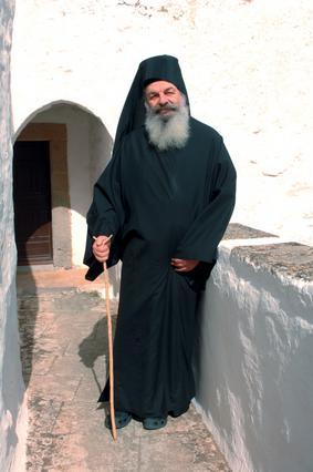 Πατέρας Μαρτινιανός: Από χορευτής μοναχός