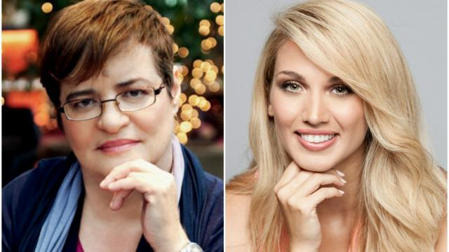 Γκολεμά - Σπυροπούλου:  Θερμό  επεισόδιο στο Κολωνάκι!