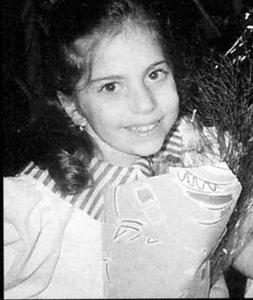 Η Gaga σε παιδική ηλικία