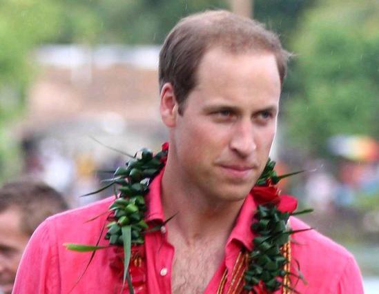 O πρίγκιπας γιορτάζει, χαράς ευαγγέλια!
