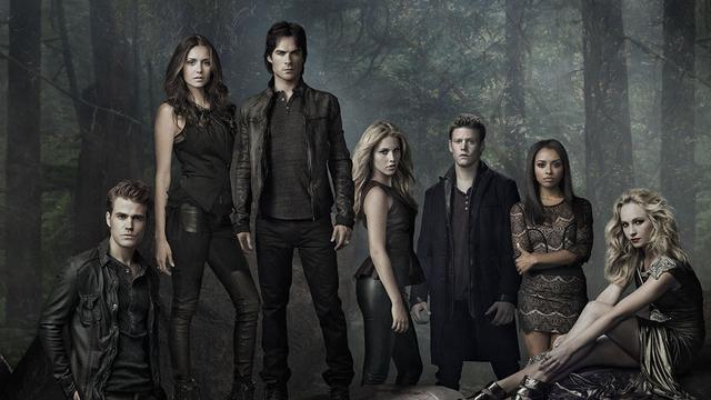 Vampire Diaries  τέλος για τη Νίνα Ντόμπρεβ