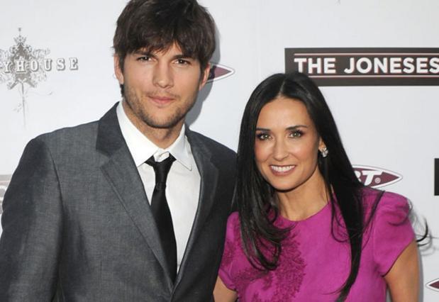 Θα τα καταφέρουν να σώσουν τον γάμο τους η Ντέμι και ο Άστον;