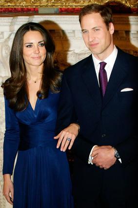 Στις 29 Απριλίου η Κέιτ  παντρεύεται τον πρίγκιπα  Γουίλιαμ και μπαίνει επίσημα  στη βασιλική οικογένεια.