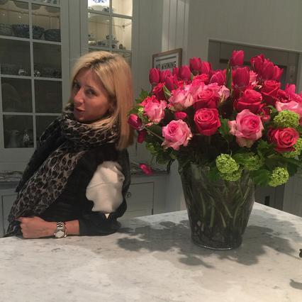 Δες το πασχαλινό τραπέζι της Μαρί Σαντάλ