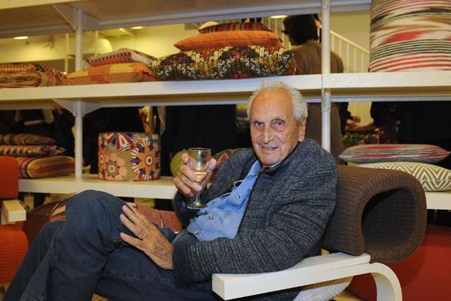 Ο Οτάβιο Μισόνι πέθανε σε ηλικία 92 ετών
