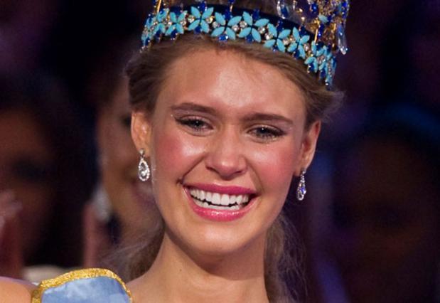 Αλεξάντρια Μιλς: η Νέα Μις Κόσμος είναι 18 χρονών
