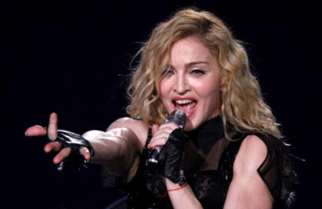 Η Μαντόνα χρωστά τα μπράτσα της στην Τρέισι