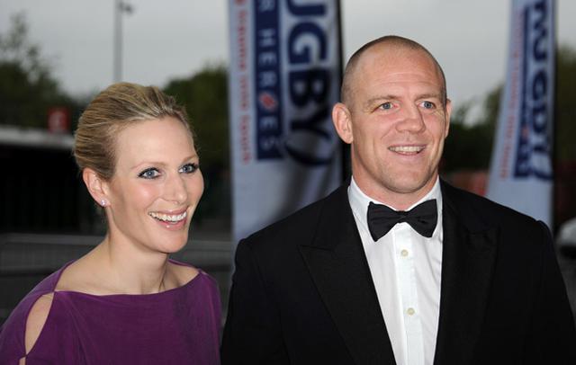 Γονείς πρόκειται να γίνουν η Ζάρα Φίλιπς και ο σύζυγός της, Μάικ Τίνταλ