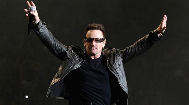 Από θαύμα γλίτωσε τον θάνατο ο Μπόνο των U2