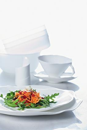 Σαλάτα με καρότα και σταφίδες