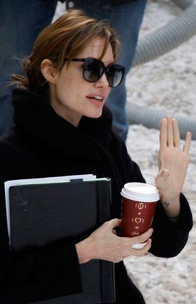 Η επίθεση που δέχτηκε η Αντζελίνα  Τζολί στην πρώτη της σκηνοθετική  απόπειρα τελικα τη λύγισε και  δεν θα γυρίσει κομμάτι της ταινίας  της στη Βοσνία, όπως υπολόγιζε.